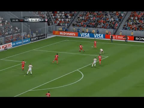 [HD] Suisse vs Biélorussie | Match Amical FIFA | 01 Juin 2017 | Fifa 16