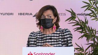 """Calvo asegura que """"no se puede hacer nada sin las mujeres"""""""