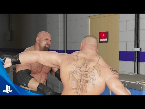 WWE 2K17 – Who's Next? Trailer   PS4