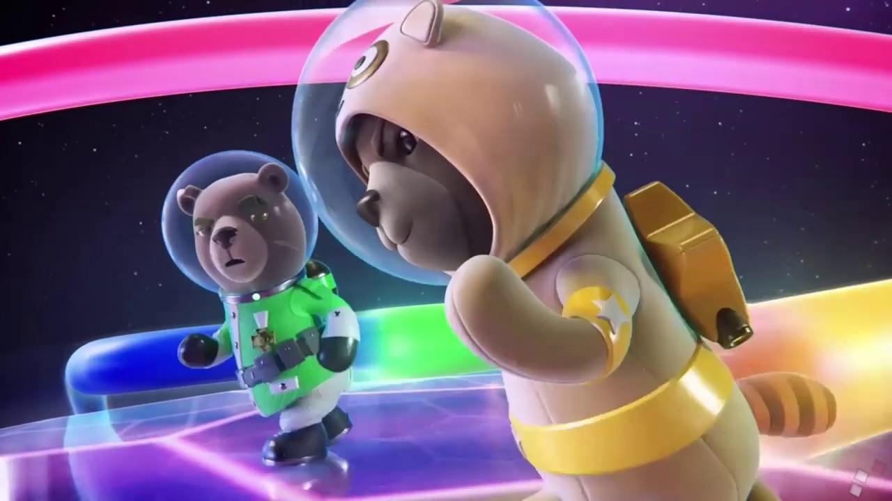 Astro Bears   Switch Gameplay - YouTube