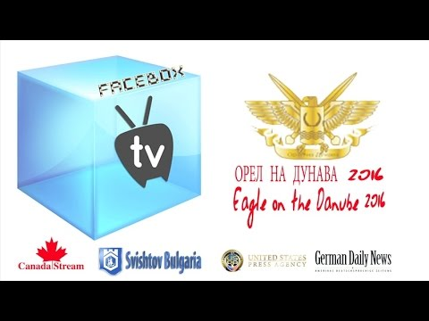 FaceBox TV Eagle on the Danube 2016 - Svishtov Bulgaria
