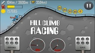 MOTOCROSS BIKE ON HIGHWAY | Hill Climb Racing