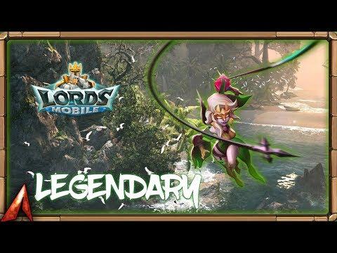 Femme Fatale Going Legendary Grade! Lords Mobile