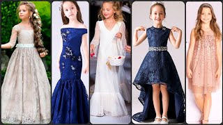 Very Graceful 7 to 12 Years Casual Party Dresses 2019/Frocks And Maxies For girls