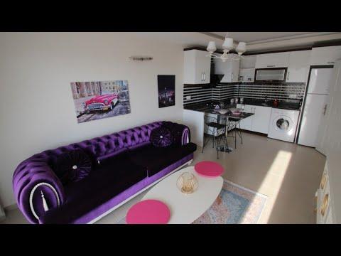 Новые дешевые квартиры в Алании Махмутлар // Недвижимость в Турции от IVM Turkey