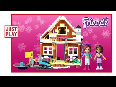 LEGO Friends Горнолыжный