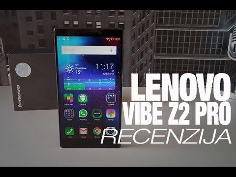 Lenovo Vibe Z2 Pro Recenzija