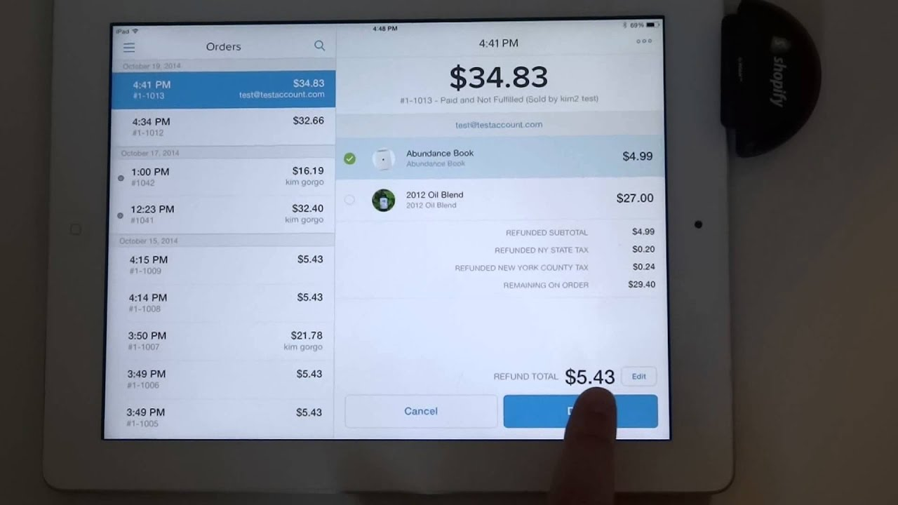Shopify POS Video
