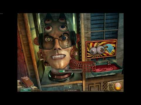Mystery Masters: Psycho Train Deluxe, Walkthrough Chapter 2, 1080p/60FPS - PC (Steam).  