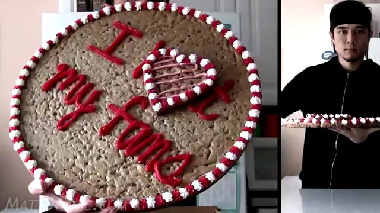 How To Order A Cookie Cake At Mrs Fields