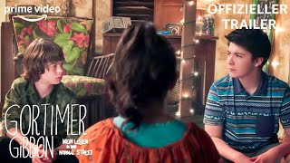 Gortimer Gibbon: Mein Leben in der Normal Street Staffel 2 | Offizieller Trailer | PRIME Video