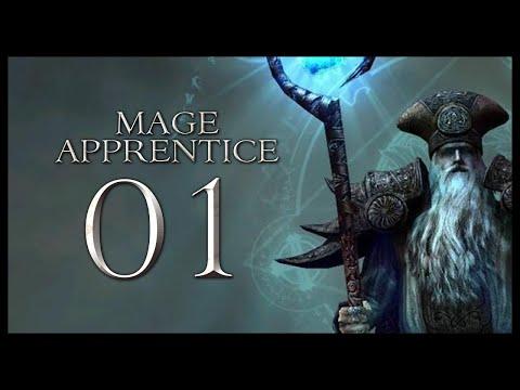 Phantasy Calradia Mage's Apprentice Part 1 (Class Showcase - Warband Mod)