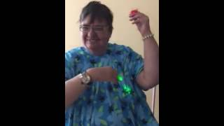 Dancing with women with disabilities