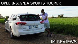 Opel insignia SportsTourer 2018 (170cv) - Emotivo Demais?? - JM Reviews 2018