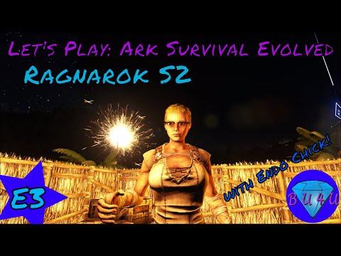 Dodo genes - Ark Survival Evolved with Endo Chick | Ragnarok | Modded | Let's Play | S2E3