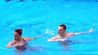 Золото чемпионата мира по водным видам спорта выиграли наши синхронисты.