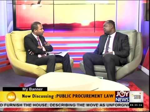 Public Procurement Law - My Banner (12-11-14)
