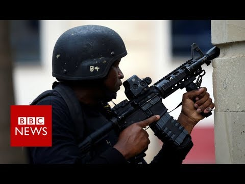 Nairobi hotel complex under attack - BBC News