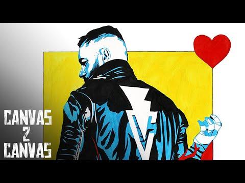 Finn Bálor faces his inner Demon! - WWE Canvas 2 Canvas