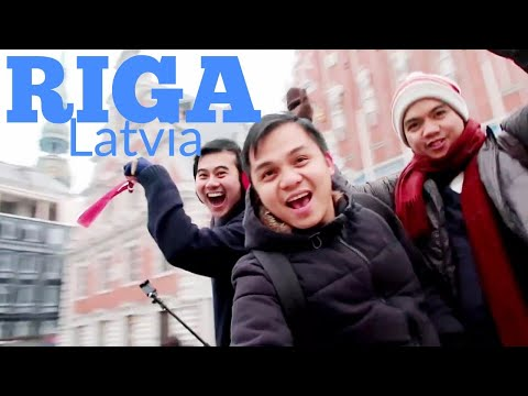 VLOG 21 | RIGA, LATVIA: Exploring the Baltics