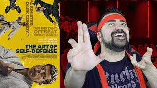The Art of Self Defense Angry Movie Review