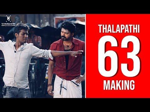 Making Of Thalapathy 63 | Vijay | Nayanthara | Kathir | Atlee | VJ Mubashir | Cinema 18 | News 18