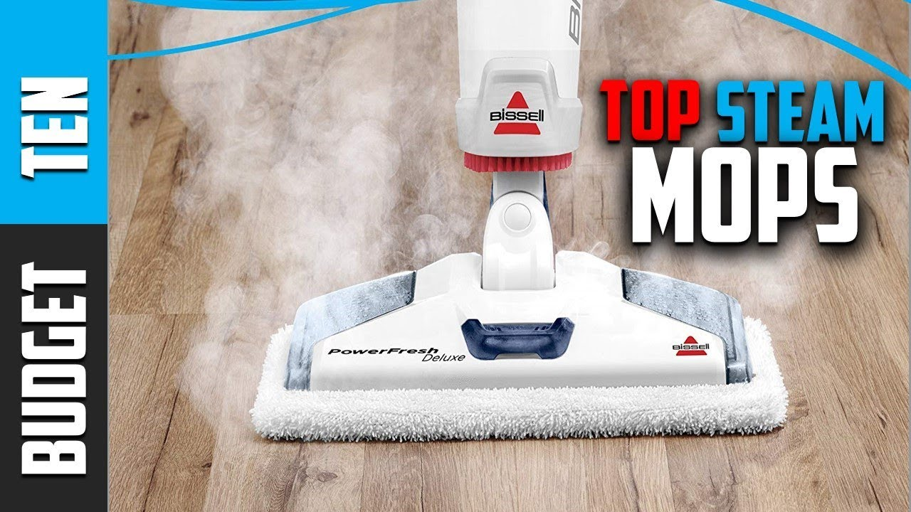 Best Steam Mop 2019 Budget Ten Steam Mop Review Youtube