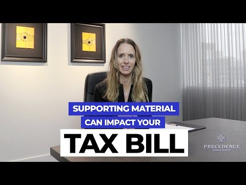CASE STUDY : Income Splitting - Documentation Required By CRA