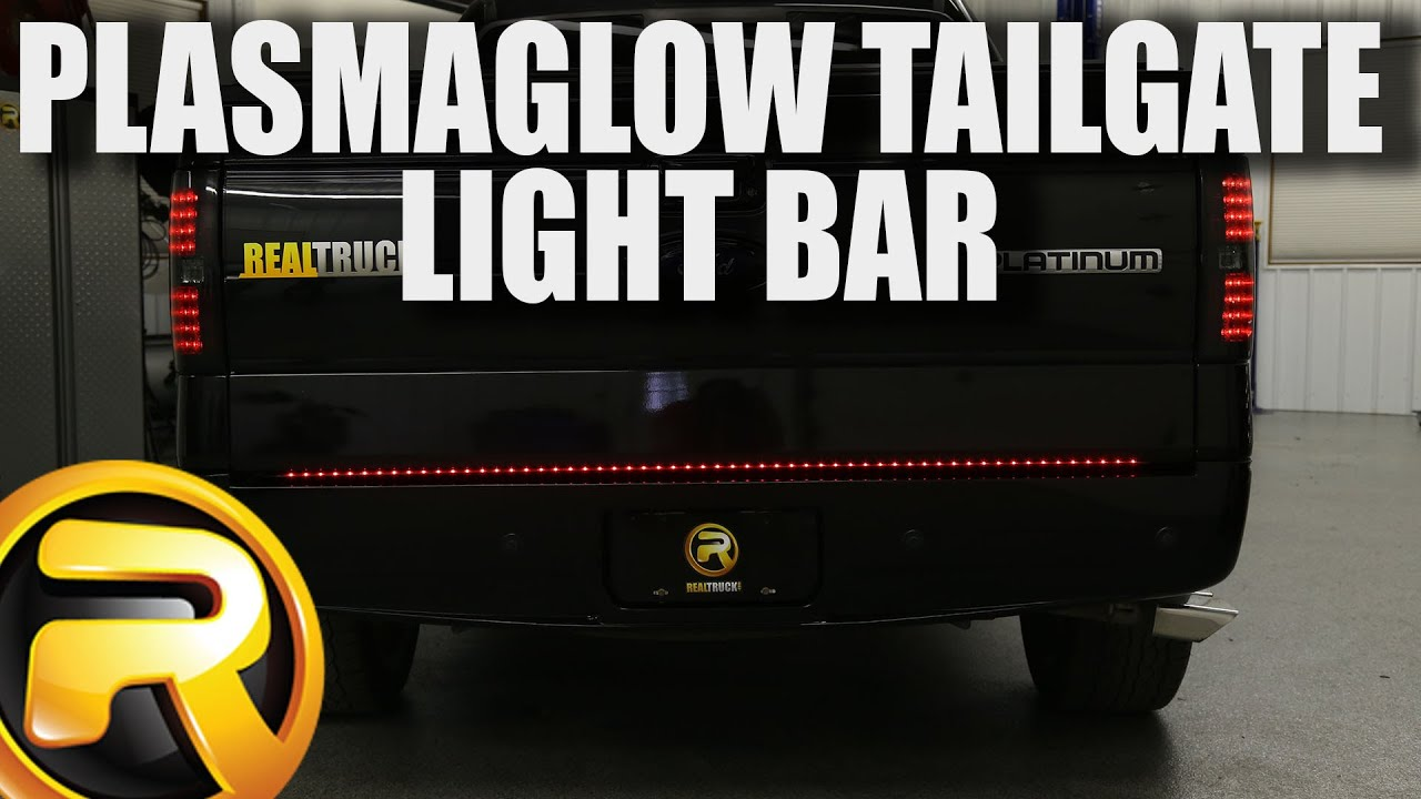 How to install plasmaglow night raider tailgate light bar youtube how to install plasmaglow night raider tailgate light bar aloadofball Choice Image