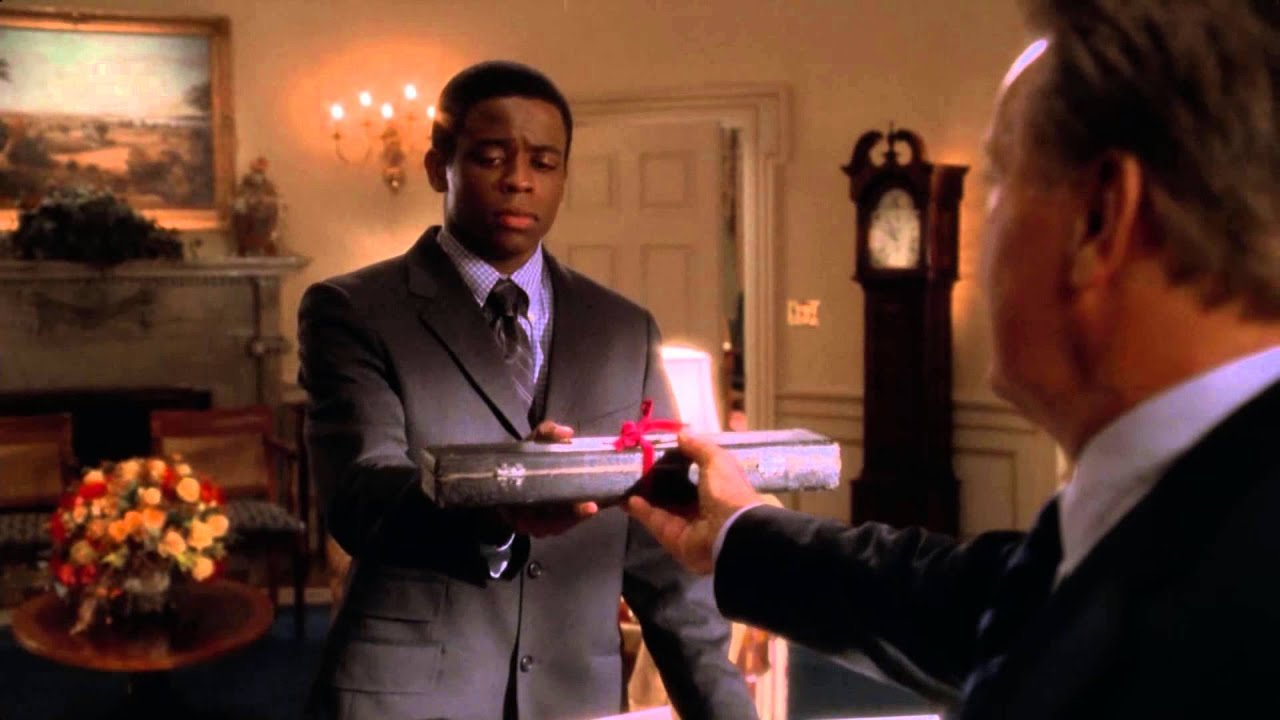 The West Wing - The Paul Revere Knife - YouTube