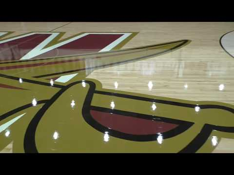 New Conference, New Court at Alumni Arena