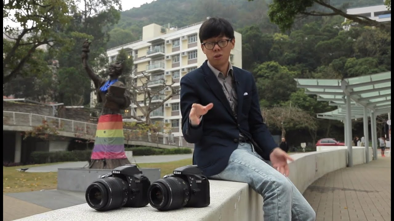 Nikon D5300 vs D3300 - 5 Key Differences