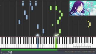 Repeat youtube video Noragami Aragoto Ending - Nirvana (Synthesia)
