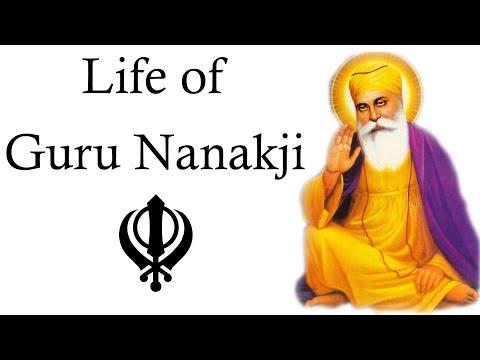 Guru Nanak Dev Ji Biography गुरु नानक देव जी की जीवन यात्रा Founder Of Sikhism
