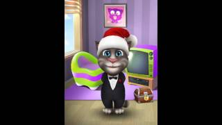 [My Talking Tom] WHO BROKE MY CHAIR AND TV?!