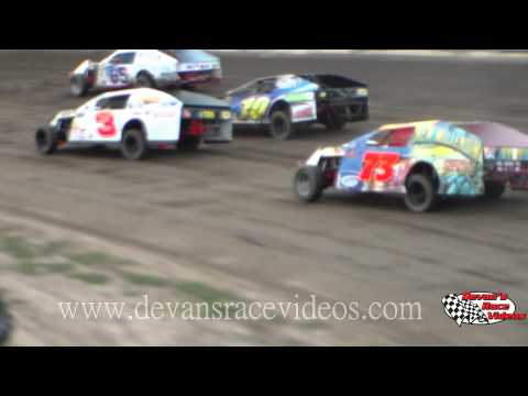 August 24, 2013 | Modified A-Main | Phillips County Raceway