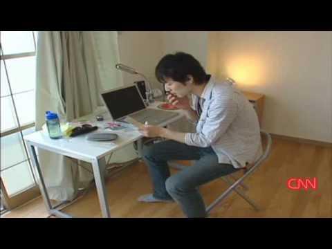 Japan's 'herbivorous men'