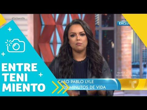 Zulema Arroyo Farley, La Médium Latina, hace conexión con Kevin Fret   Un Nuevo Día   Telemundo