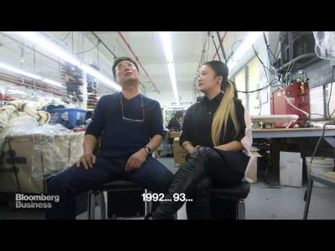 NYC Fashion Family Fights to Survive in Garment District