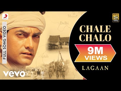A.R. Rahman - Chale Chalo Best Video|Lagaan|Aamir Khan|Srinivas|Ashutosh Gowariker Mp3