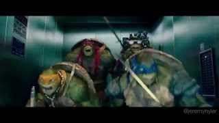Teenage Mutant Ninja Turtles 2014 Trailer with Original Theme