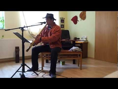 Der Gedanke an Dich, Marwan Hassan, mit Shakuhachi G Bass