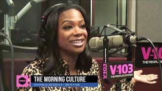 Kandi's Talks Dungeon Party And Her New Baby!?!?!