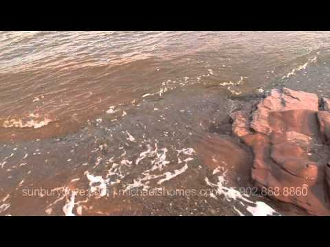 Prince Edward Island Sounds of the Ocean North Atlantic Gulf of St. Lawrence