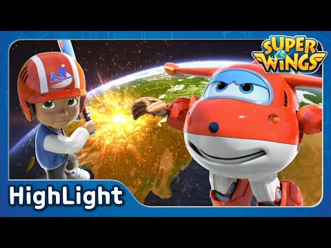Home Run Julio (Cuba) | SuperWings Highlight | S2 EP19