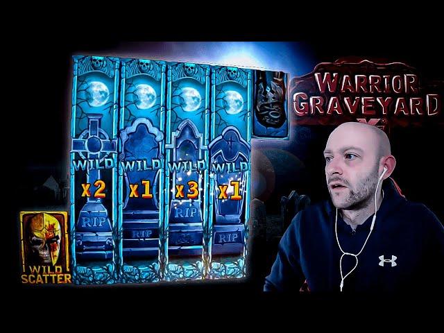 MASSIVE Hit! on Warrior Graveyard & Big £10 Bonus On Chocolates!