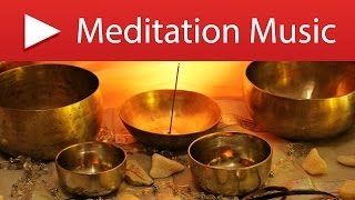 1 Hour Yoga Music with Tibetan Singing Bowls | Spiritual Music