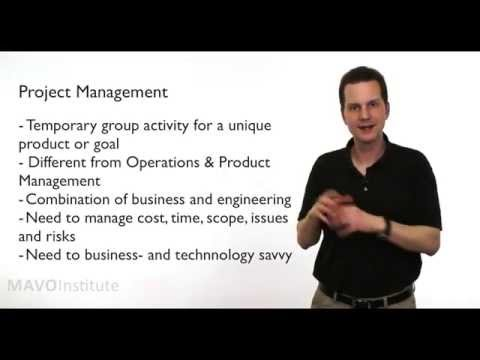 Project Management Tutorial: Introduction to Project Management