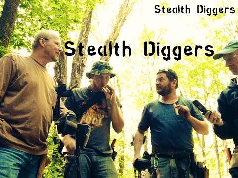 #39 - Good times - Day dig with the group - Silver & Relics Metal detecting NH New Hampshire