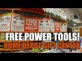 Home Depot Gift Center Power Tool Kits - 2018